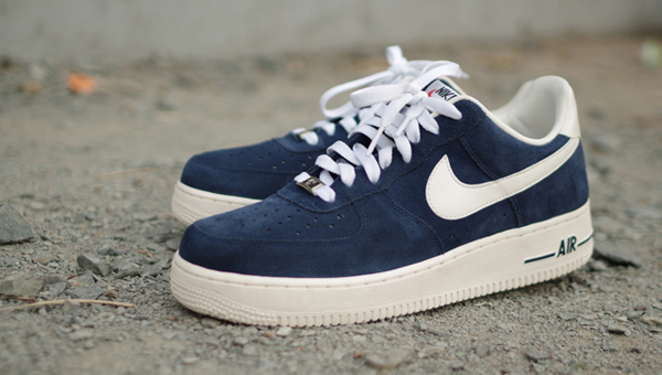 Nike Air Force 1 Blazer Ink Blue