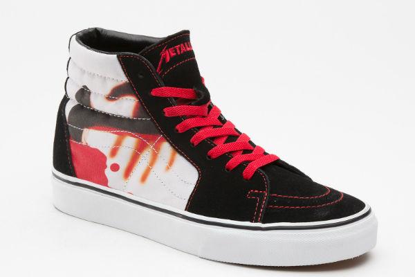 Vans x Metallica – Kill 'Em All   Cult Edge