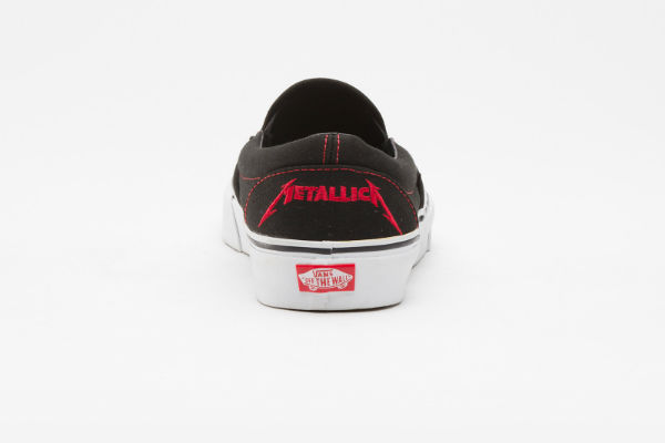Vans x Metallica – Kill 'Em All | Cult Edge