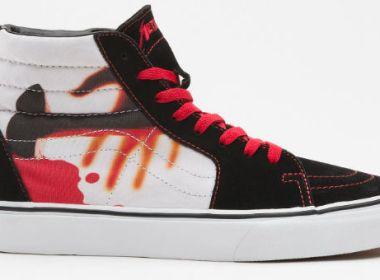 Vans x Metallica kill em all