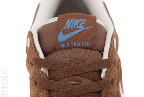 Nike Field Trainer Military Brown