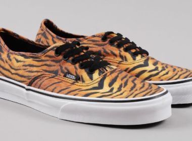 Vans Authentic Tiger Brown / True White
