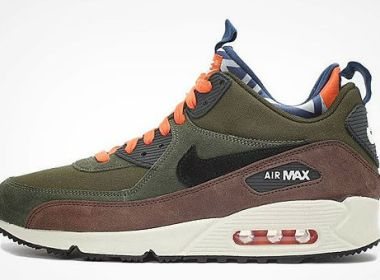 Nike Air Max 90 Mid PRM Legion Green