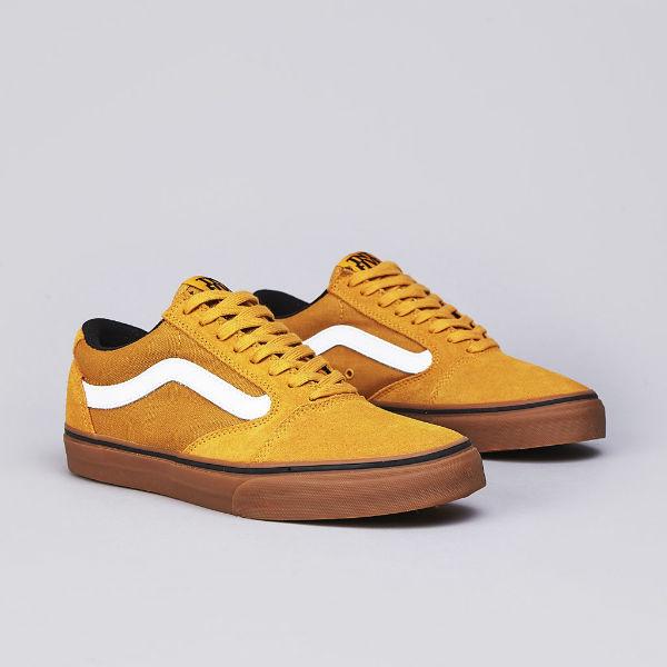 Vans TNT 5 Mustard / Gum