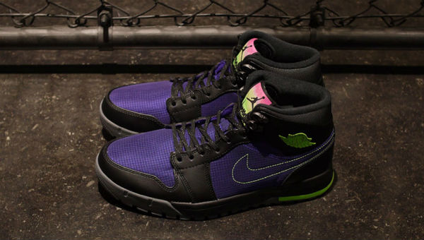 Air Jordan 1 Trek Purple / Black