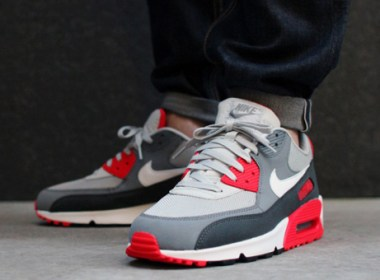 cheaper 0684a 53c19 Nike Air Max 90 Essential Dusty Grey