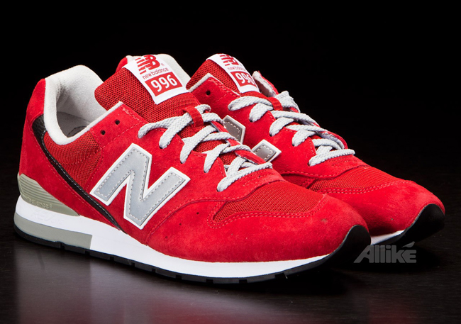 New Balance MRL 996 AR Red / Silver