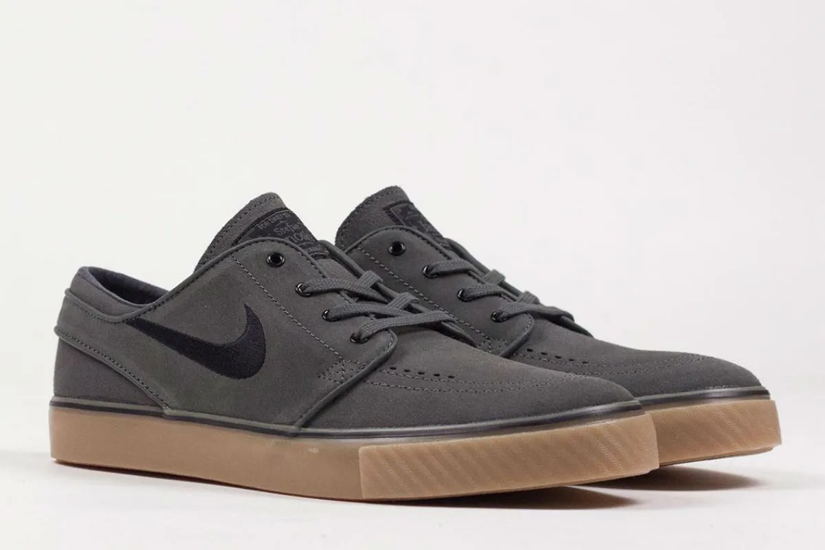 Nike SB Stefan Janoski Dark Base Grey / Black-Gum