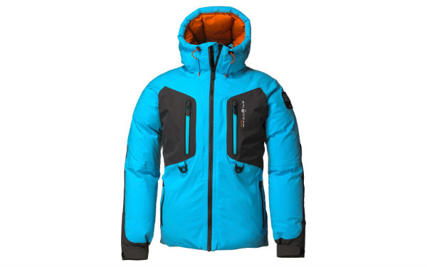 Sail Racing Pole Down Parka Blue
