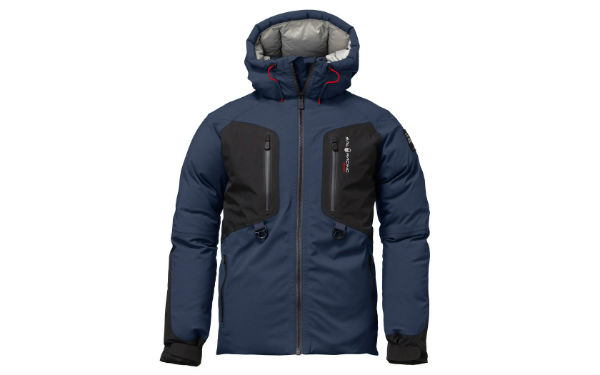 Sail Racing Pole Down Parka Navy