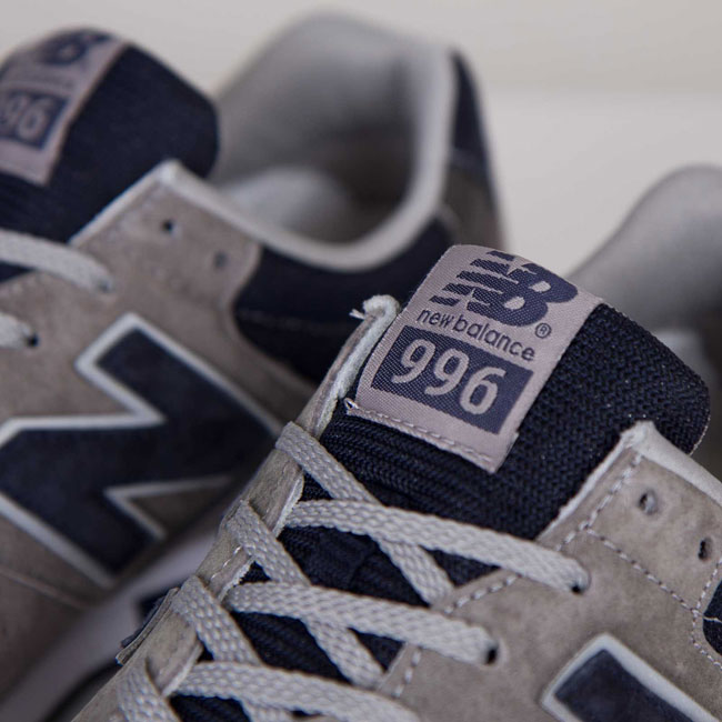 New Balance MRL996 Grey / Navy