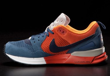 Nike Lunar Pegasus '89 New Slate / Midnight Navy