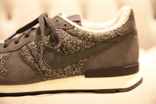 Nike Internationalist x Loopwheeler Goma