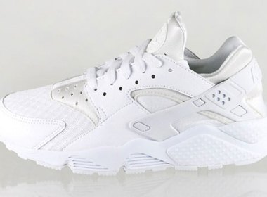 Nike Air Huarache All White / Pure Platinum