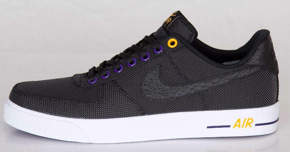Nike Air Force 1 AC Premium QS Black/Black