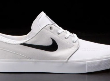 Nike SB Stefan Janoski Canvas Light Base Grey