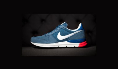 Nike Lunar Internationalist New Slate