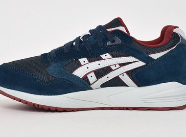 Asics Gel Saga Navy Soft Grey