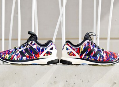 adidas Originals ZX Flux Tech NPS Confetti | Cult Edge