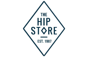 the hip store logo
