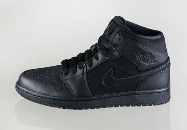 Air Jordan 1 Triple Black | Cult Edge