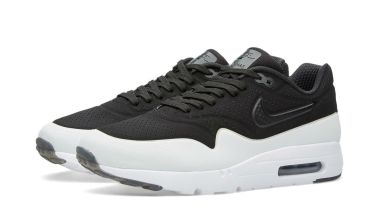 nike air max 1 ultra moire black-white | Cult Edge