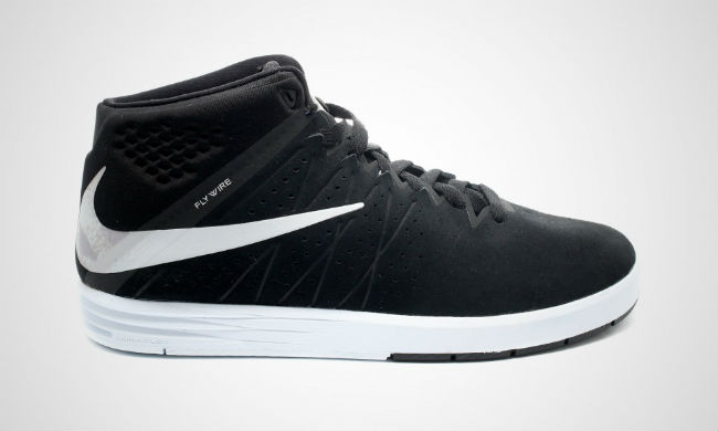 new arrivals look out for 2018 shoes Nike SB Paul Rodriguez Citadel Mid Black / Metallic Silver ...