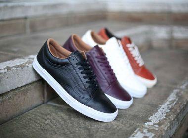 Vans Old Skool Premium Leather Pack