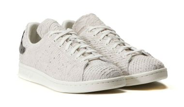 "adidas Originals Stan Smith ""Metal Toe"" Off White"