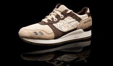 Asics Gel Lyte III 'Scratch and Sniff' Pack