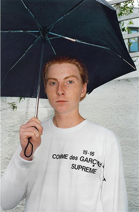 Comme des Garçons Shirt x Supreme