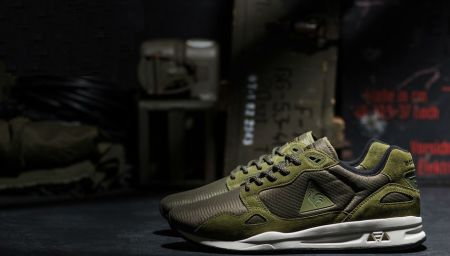 "Le Coq Sportif LCS-R900 MT ""Shigeyuki Kunii (mita sneakers) Color Direction"""