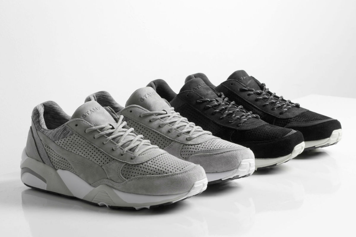 Puma x Stampd: The Second Drop