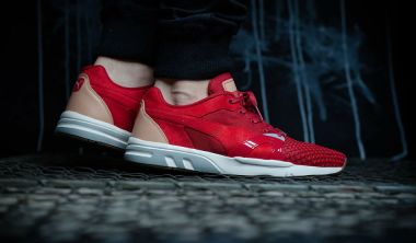 """Puma XT S """"Clancy Pack"""" Red"""