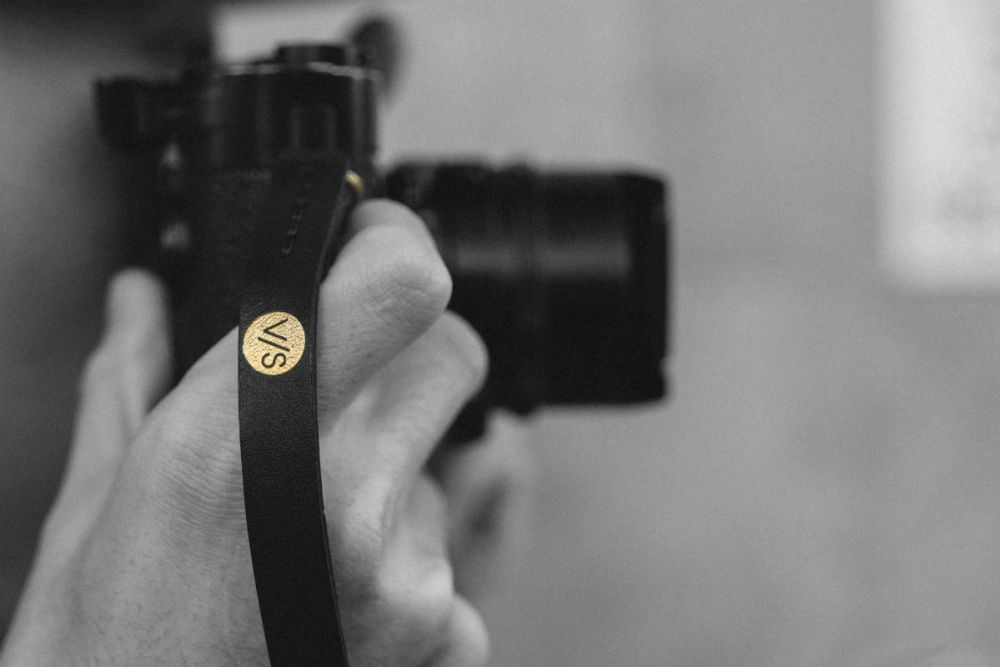 KILLSPENCER x Van Styles Camera Wrist Strap