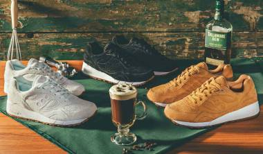 saucony originals irish coffee pack