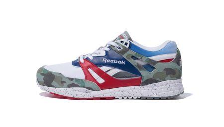 A BATHING APE x mita sneakers x Reebok Ventilator