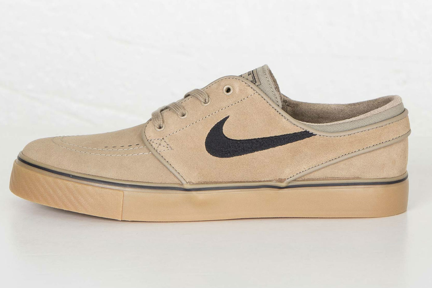 Nike SB Stefan Janoski Khaki-Black Gum/Light Brown