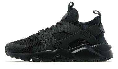 nike huarache run ultra black