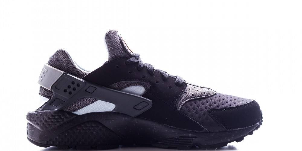 nike air huarache run se black