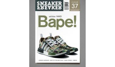 Sneaker Freaker Issue 37