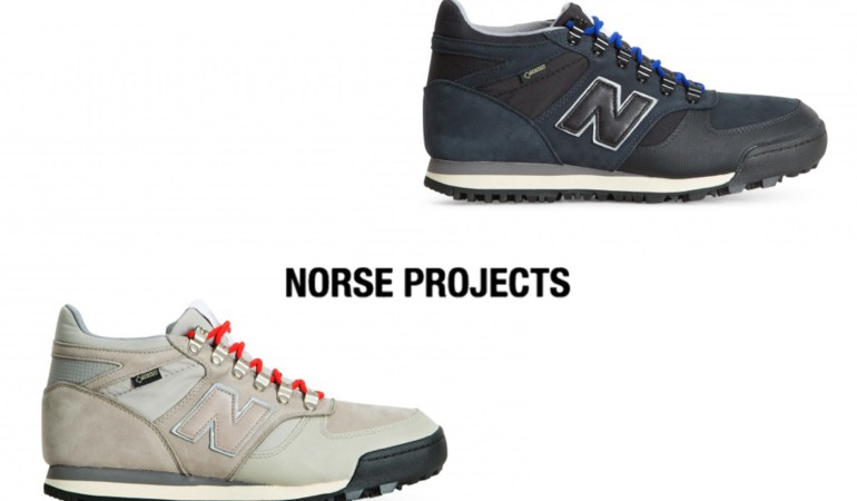 Norse Projects x New Balance Danish Weather Pack 2.0