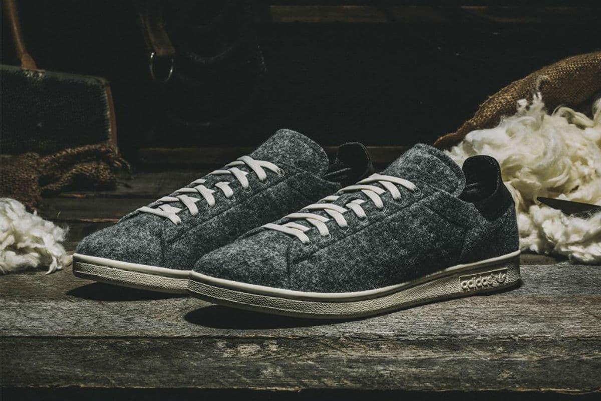 adidas Stan Smith Winterized Release Info  210edaf1b498