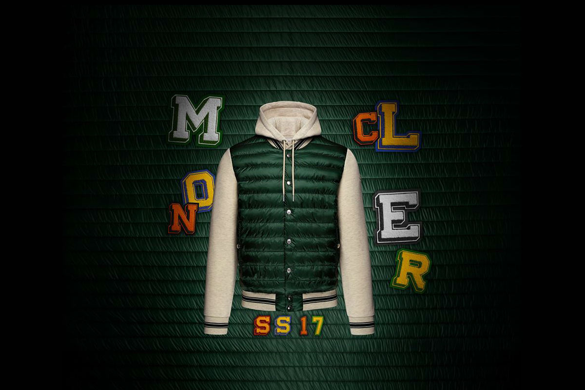 Moncler summer 2017 collection