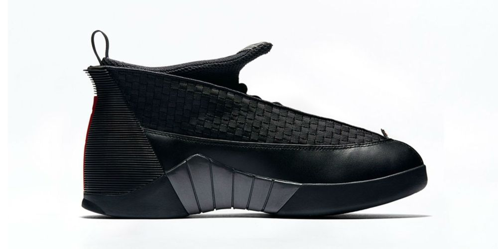 Air jordan 15 black anthracite