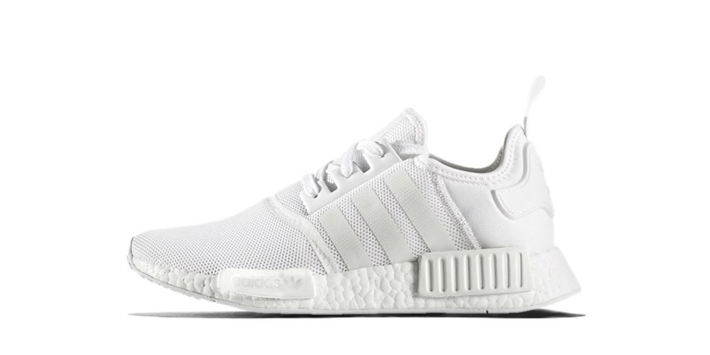 adidas Originals NMD R1 All White