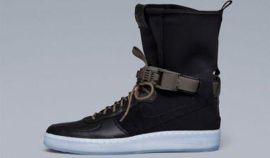 ACRONYM x Nike Air Force 1 Hi Downtown SP