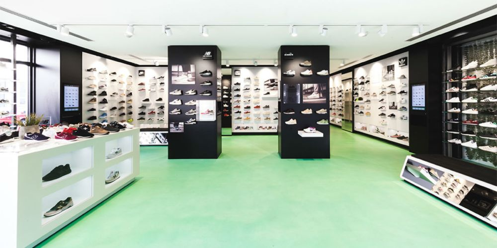 Afew Concept store
