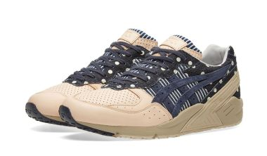 Asics Gel Sight 'Japanese Denim' India Ink