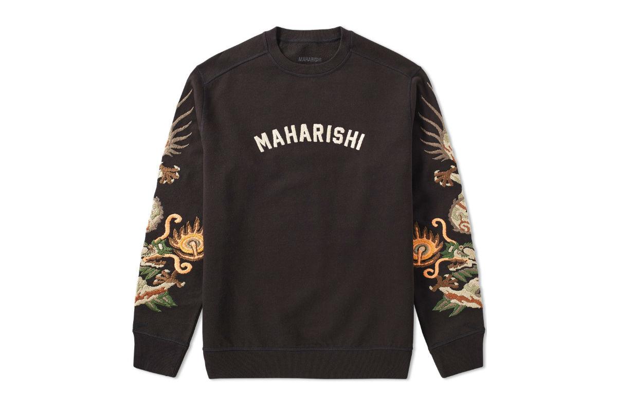 maharishi-original-dragon-crew-sweatshirt